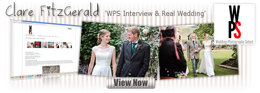 Fitzgerald Photographic - Clare Fitzgerald - WPS Interview