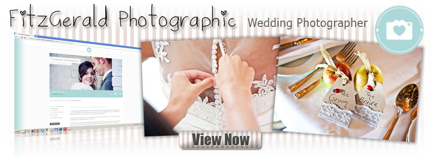 FitzGerald Photographic Wedding Photgrapher