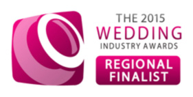 Wedding Industry Awards 2015 Regional Finalist