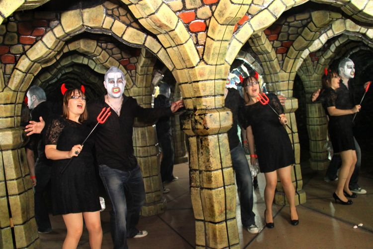 The London Dungeon Events